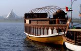Dhow auf dem Creek © Department of Tourism and Commerce Marketing