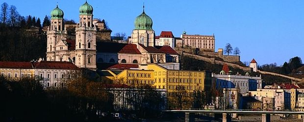 Passau © BAYERN TOURISMUS Marketing GmbH